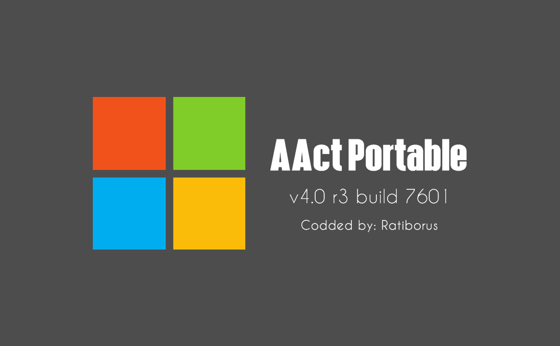 AAct Portable 4.2.1 Crack [Latest] Download Lifetime Version