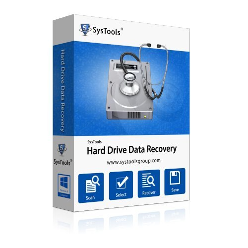 SysTools Hard Drive Data Recovery rack