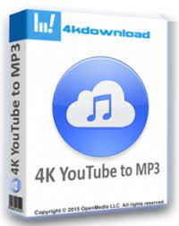 4K YouTube to MP3 4.1.2.4330 with License Key