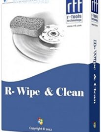 R-Wipe & Clean 20.0 Build 2322 Crack with Serial Key Free Download