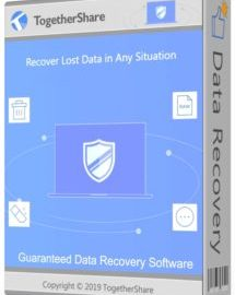 TogetherShare Data Recovery 7.1 Crack with License Number Download 2021